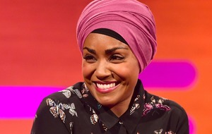 Nadiya Hussain keen to do I'm A Celebrity: I'll eat anything