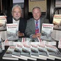 The Troubles seen through the eyes of those who reported on the conflict recorded in new book