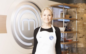 Lisa Maxwell and Josh Cuthbert leave Celebrity MasterChef kitchen