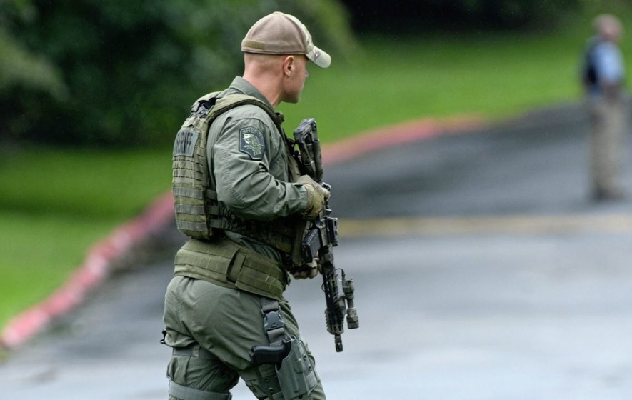 Three people killed in Maryland shooting, law official confirms