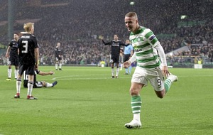 Brendan Rodgers heaps praise on Celtic match-winner Leigh Griffiths