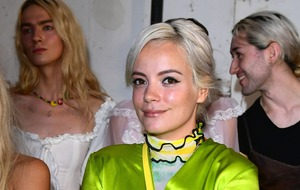 Lily Allen: 'I've figured out how to put structure into my life'