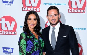 Christine and Frank Lampard introduce baby daughter Patricia Charlotte