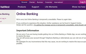 RBS says problems with online and mobile banking have been fixed