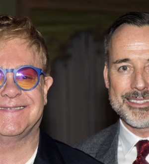 Sir Elton John and David Furnish accept libel damages over 'dog attack' slur