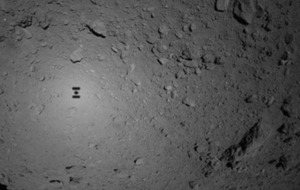 Japanese spacecraft sends rovers towards asteroid Ryugu
