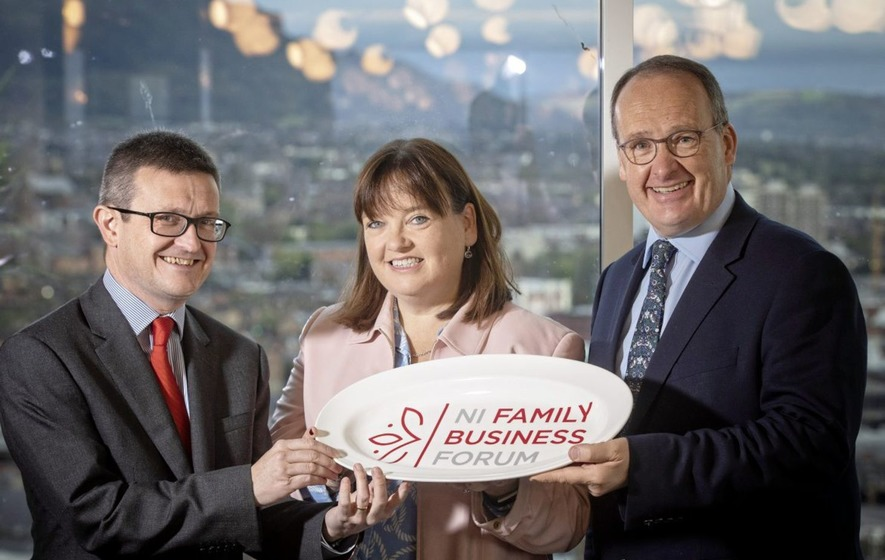 'Family firms remain backbone of our economy' says Harbinson Mulholland partner