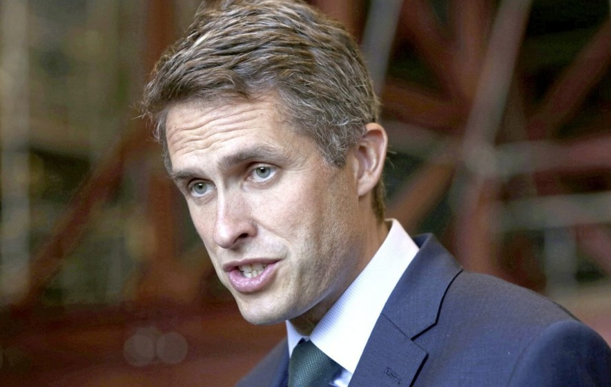 Britain's defence secretary Gavin Williamson made his comments before it was announced that'Soldier F is to face prosecution