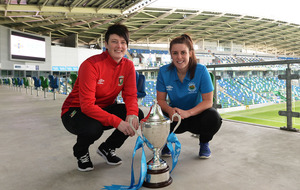 Linfield and Glentoran set to clash in Ladies Challenge Cup final