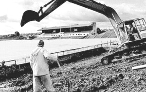 The Irish News Archive - Sep 22 1998: Casement Park set to become Funderland