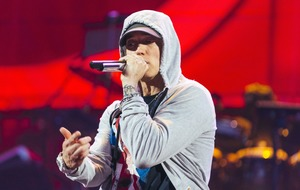 Paul Weller fails to topple Eminem from top of album chart