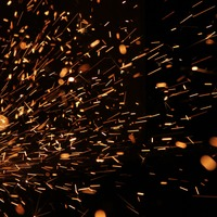 Watch as sparks fly off power cables in a residential area in Essex