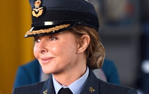 Carol Vorderman joins special event for Dambusters squadron