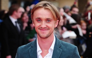 Jason Isaacs to Harry Potter 'son' Tom Felton: I'm so ashamed and proud of you
