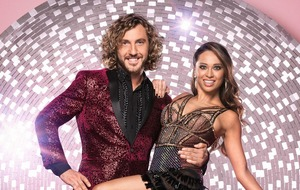 Seann Walsh channels David Budd in Bodyguard-inspired tango on Strictly