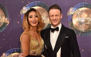 Karen and Kevin Clifton reunite for romantic Strictly dance after split