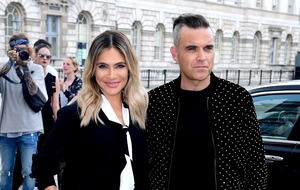 Ayda Field Williams reveals heartbreak over break-up with Robbie