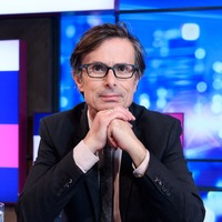 Peston tells of guilt on finding love after wife's death