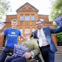 Pitch perfect trio earn place in UK start-up boot camp