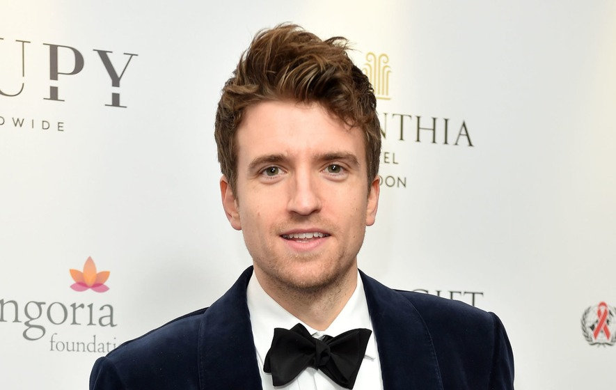Greg James Marries Partner And Says He Might Burst With Happiness The Irish News