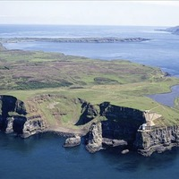 Five rescued from two boats off Rathlin Island