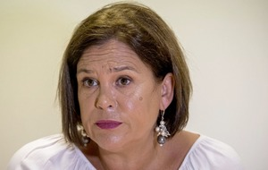 Brexit: DUP can't veto north's remain vote, Mary Lou McDonald says