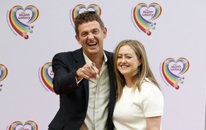 Matthew Wright and wife 'keep pinching themselves' over much longed-for baby