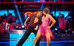 Strictly's Kate Silverton discusses role play behind debut dance routine