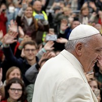 Pope Francis: 'Life in front of the mirror is no good'