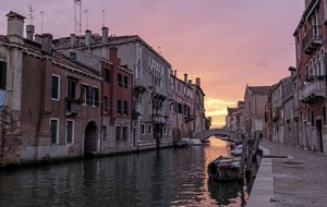 Anita Robinson: Enjoying the sublime delights of Venice