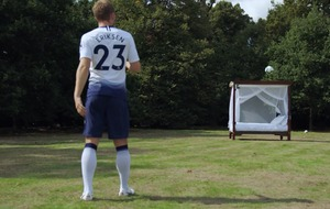 Watch Tottenham's finest test their skills in a series of hotel challenges