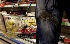 Record grocery spend from NI shoppers