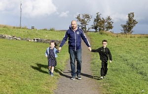Belfast father tells of founding True Dad Tribe to support men's mental health