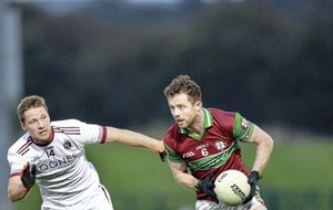We will be more confident for Slaughtneil replay: Coleraine's Barry McGoldrick