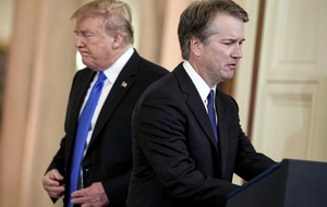 Donald Trump defends embattled Supreme Court nominee Judge Brett Kavanaugh against new allegation of sexual misconduct