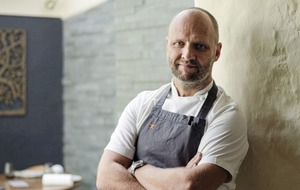 Michelin-star Simon Rogan's recipe for life: Grow more, cook more, eat less meat