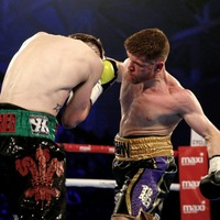 Paddy Gallagher sights on British title shot on Carl Frampton undercard after return at Titanic Exhibition Centre