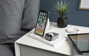 Belkin's new charging dock could fill the AirPower hole in your life