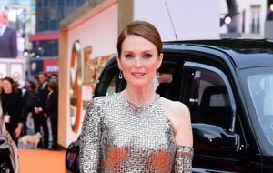 Julianne Moore says she reorganised her team to include more women