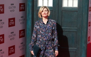 Jodie Whittaker: It will be exciting when these moments aren't so infrequent