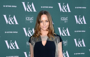 Stella McCartney raising awareness of breast cancer on late mum's birthday