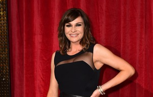 Emmerdale's Lucy Pargeter: Dominic Brunt has my back on tough scenes