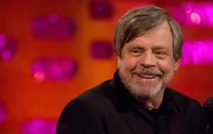 Mark Hamill spent two weeks of Twitter building up to one moment of jubilation