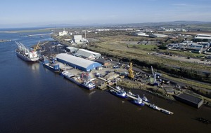 Foyle Port reports sixth consecutive year of growth as turnover surpasses £9m