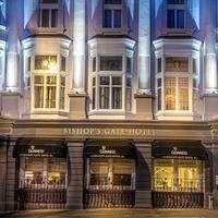 Derry's Bishop's Gate named Hotel of the Year