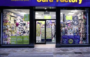 High street challenges persist for Card Factory