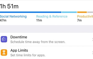 Screen Time is here and people are shocked by how long they spend on their phone