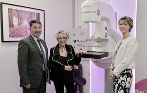 New cancer centre wants to save more lives with specialist breast screening