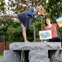 Developing artists wanted for annual artwork project in east Belfast