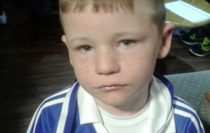 "Child (7) left ""petrified"" after knife held to his stomach in random street attack"